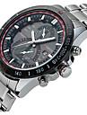 CURREN Bărbați Ceas La Modă Ceas de Mână Ceas Sport Ceas Elegant  Quartz Calendar Rezistent la Apă Luminos Aliaj Bandă Lux Casual Cool