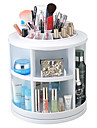 3 Förvaringsbox Tre Lager Hyllförvaring 360 Rota Övrigt Dagligen # Klassisk Plast 360-graders rotation Hög kvalitet Dagligen
