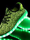 Băieți Pantofi Tul Primăvară Confortabili / Noutăți Adidași Plimbare Bandă Magică / LED pentru Rosu / Verde / Albastru