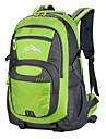 45L ryggsäck Rese Duffelväska Backpacker-ryggsäckar Camping Skidåkning Klättring Badminton Fitness Löpning Resa Fuktighetsskyddad