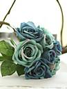 9 ramură Mătase Flori artificiale 27