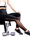 Yogabyxor Byxa Andningsfunktion Kompression Svettavvisande Bekväm Naturlig Elastisk Fotbollströjor Dam Yoga Pilates Motion & Fitness