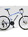 Mountainbikes Cykelsport 30 Hastighet 26 tum/700CC MICROSHIFT Oljeskivbroms Suspension Fork Anti-halk Vanlig Aluminium
