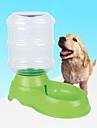 Câine Boluri & Sticle de Apă Animale de Companie  Castroane & Hrănirea Reflexiv Portocaliu Rosu Verde Albastru