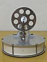 Jouet Machine a Moteur Machine de Stirling Kit de Maquette Jouets Decouverte & Science Jouets Circulaire Niveau professionnel Metal 1