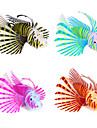 Decorațiune pentru Acvariu Pește Artificial Iluminat Silicon