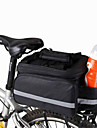 WEST BIKING® 20 L حقيبة جذع الدراجة حقائب الدراجة للخلف قابل للتعديل سعة كبيرة مقاوم للماء حقيبة الدراجة نايلون حقيبة الدراجة حقيبة الدراجة أخضر / الدراجة