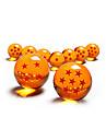 Anime de acțiune Figurile Inspirat de Dragon Ball Cosplay Anime Accesorii Cosplay figura Oranj PVC Bărbătesc / Feminin