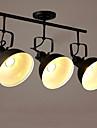 Tradițional/Clasic spot luminos Pentru Sufragerie Dormitor Cameră de studiu/Birou Cameră Copii Coridor Garaj AC 100-240V Becul nu este