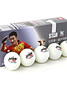 10pcs 1 Star Ping Pang / Table Tennis Ball Plastic Wearable / Stability / Durable