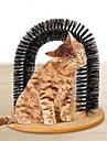 Interaktivt Klösbräda Plysh Till Katt Kattleksak