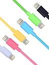 Lightning USB 3.0 Cordon Cable de Charge Cable de Chargeur Donnees & Synchronisation Normal Cable Pour Apple iPhone iPad 100 cm Plastique