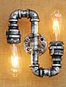 Land / Retro Vägglampor Metall vägg~~POS=TRUNC 110-120V / 220-240V 40W