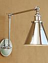 Modern Land Retro Swing Arm Lights Till Metall vägg~~POS=TRUNC 110-120V 220-240V 40W