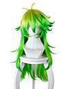 Στολές Ηρώων Στολές Ηρώων Ανδρικά Γυναικεία 32 inch Ίνα Ανθεκτική στη Ζέστη Πράσινο Anime Περούκες για Στολές Ηρώων