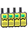 899 446 Walkie Talkie  Portabil  Avertizare Baterie Slabă Funcție Economisit Bateria VOX CTCSS/CDCSS Auto-Răspuns lumina de fundal LCD