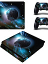 B-SKIN PS4 slim Klistermärke - PS4 Slim Originella #