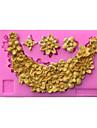 1 Piece Moule de Cuisson Pour Gateau For Chocolate Caoutchouc de silicone Ecologique