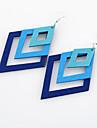 Pentru femei Cercei - Personalizat, stil minimalist, Euramerican Mov / Cafea / Albastru Pentru Nuntă / Petrecere / Zi de Naștere