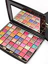 48 Farben Lidschatten / Puder Auge Alltag Bilden Kosmetikum