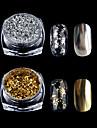 Puder Klassisk Hög kvalitet Dagligen Nail Art Design