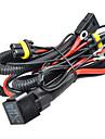 H8 / H11 / H9 Automatique Ampoules electriques 55W Accessoires For Audi / BMW / Volkswagen