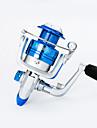 Isfiske Rulle Fiskerullar Karp Fiske Rulle Snurrande hjul 5.21 Växlingsförhållande+10 Kullager utbytbar Kastfiske Isfiske Spinnfiske