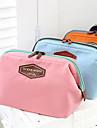 Resväska Kosmetisk påse Bärbar Vikbar Stor kapacitet Packpåsar för Kläder Cotton /