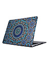 Capa para MacBook Pintura a Oleo / Flor PVC para MacBook Pro 13 Polegadas / MacBook Air 11 Polegadas / MacBook Pro 13 Polegadas com Retina Display