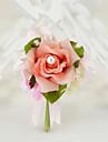 Flori de Nuntă Butoniere Decor Nuntă Unic Ocazie specială Party / Seara Logodnă Cheful Burlacelor Petrecere/Cocktail Mătase Bumbac