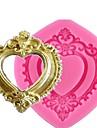 Moule de Cuisson Pour Gateau Pour Cookie For Chocolate Silikon Anniversaire Bricolage Mariage