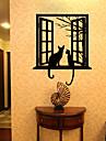 Animaux Loisir Vacances Stickers muraux Autocollants muraux 3D Autocollants muraux decoratifs 3D, Papier Decoration d\'interieur Calque