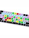 Xskn® photoshop cc atalho teclado de silicone para teclado magico versao 2015 (us / eu layout)
