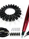 BaseKey Profesjonalna maszyna do tatuażu - 1 Maszynka liner/shader rotacyjna Profesjonalny Niskoszumowy 1 pcs Stal węglowa Ręcznie wykonane / Tattoo Pen