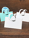 Hârtie cărți de masă Carduri număr masă Stil în picioare 40
