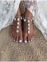 Dame Brățară Gleznă/Brățări Aliaj La modă Confecționat Manual costum de bijuterii Lacrimă Bijuterii Pentru Zilnic Casual