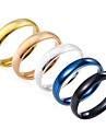 Bărbați Pentru femei Inel Bijuterii Design Basic costum de bijuterii Teak Round Shape Bijuterii Pentru Petrecere Zi de Naștere
