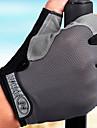 Szabadidős/Sport kesztyűk Kerékpáros kesztyűk Légáteresztő Viselhető Védő Ujj néküli Ruhaanyag Kerékpározás / Kerékpár Uniszex