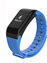 F1 Γιούνισεξ Έξυπνο βραχιόλι Android iOS Bluetooth Αθλητικά Αδιάβροχη Συσκευή Παρακολούθησης Καρδιακού Παλμού Μέτρησης Πίεσης Αίματος Οθόνη Αφής / Παρακολούθηση Δραστηριότητας / Παρακολούθηση Ύπνου