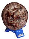 Kit de Bricolage Puzzles 3D Balles Maquette en Papier Jouets Globe Lune 3D A Faire Soi-Meme Articles d\'ameublement Simulation Non