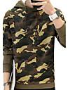 Bărbați Hanorac cu Glugă Plus Size Cu model Casual Clasic & Fără Vârstă Șic & Modern Altele Cool Calitate superioară Modă Casul/Zilnic