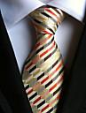 Hombre Corbata - Para el Cuello / Rayas A Rayas