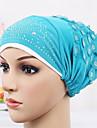 Damă Peteci Primăvara/toamnă Vară Pălărie Floare Film plastic Material Textil,Floppy Floral Amestec de culori Negru Gri Fucsia Kaki