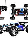 Voitures RC  WL Toys A959 2.4G Voiture hors route Haut debit 4 roues motrices Voiture de derive Buggy 1:18 Moteur a Balais 45 KM / H