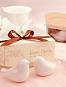 cadouri de bere® păsări de păsări sare și piper shakers set favoruri de nunta