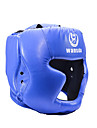 Boxningshjälm / Hjälm Taekwondo / Boxing / Motion & Fitness Skyddande / Justerbar passform / Andningsfunktion PU läder