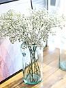 5 delar 5 Gren Silke Polyester Brudslöja Bordsblomma Konstgjorda blommor
