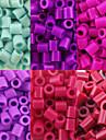 aproximativ 500pcs / sac de 5 mm margele margele de siguranțe HAMA DIY puzzle eva safty materiale pentru copii (asortate cu 6 culori, B38-B43)