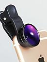 Ivr lentilă telefon mobil 10x macro 28mm unghi exterior cu unghi larg