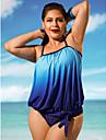 Femei O Piesă Femei Bustieră Monocolor Polyester